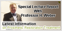 Dr.H・Weber Lecture report